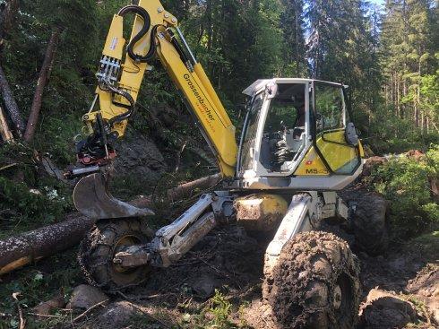Holzverbau Iffigbach