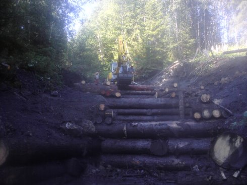 Bachverbau Stossgraben