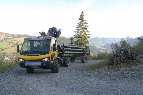 Transporter VT 450